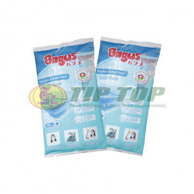 Bagus W-21261 Daily Mask 10's