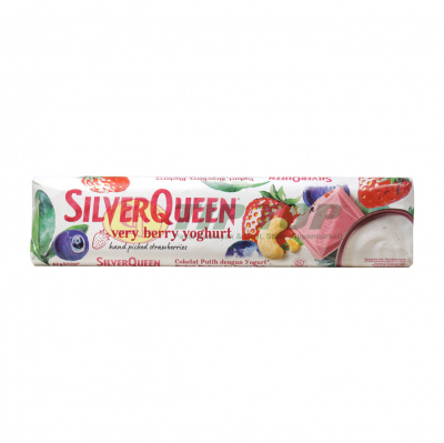 Silver Queen Very Berry Yoghurt 62gr