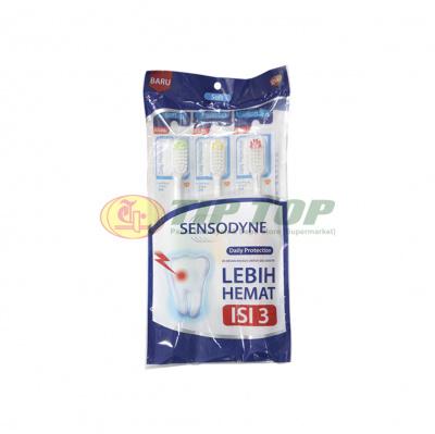 Sensodyne TB Daily Protection Soft 3's
