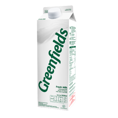 Greenfields Fresh Milk 1000ml