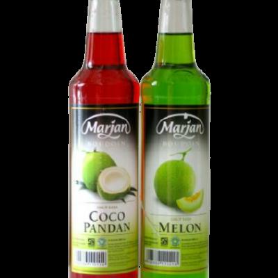 Marjan Syrup Cocopandan dan Melon  460ml