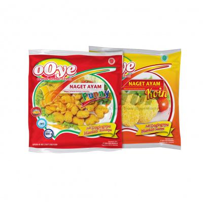 Ooye Naget Ayam Funny, Koin 500gr