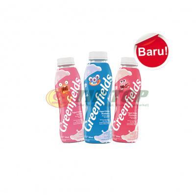 Greenfield Yogurt Drink Blueberry / Lychee / Strawberry 150ml