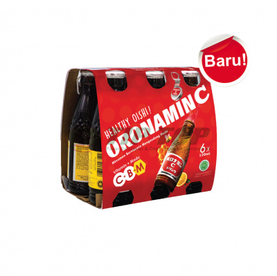 Oronamin C Drink Multipack 6x120ml