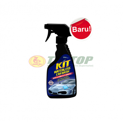 Kit Waterless Car Wash Pump 500ml