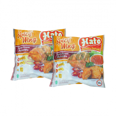 Hato Spicy Wing 500gr