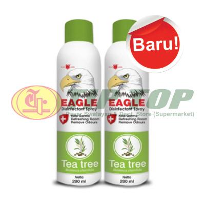 Eagle Desinfectant Spray Tea Tree 280ml