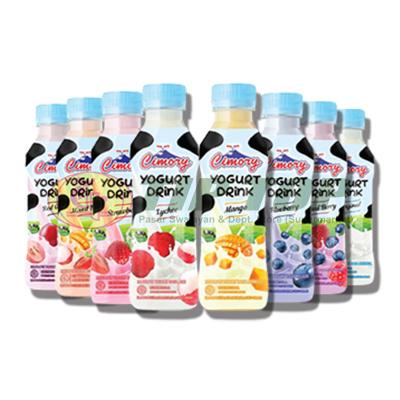 Cimory Yogurt Drink Red Grape, Mix Fruit, Strawberry, Lychee, Mango, Blueberry, Mix Berry, Plain 250ml