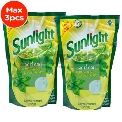 Sunlight Dishwash Mint Refill 755ml
