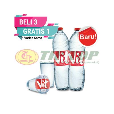 Vit Air Mineral Cup 200ml  Botol 550ml