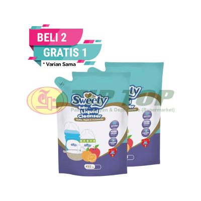 Sweety Baby Liquid Cleanser Refill 450ml