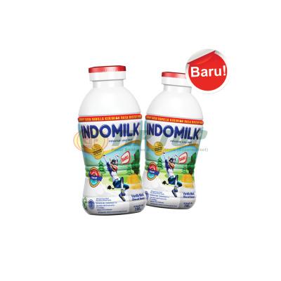 Indomilk Susu Cair Vanila Marie 190ml