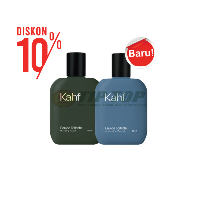 Kahf Eau de Toilette Humbling Forest / Invigorating Waterfall 35ml
