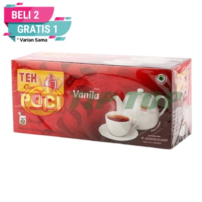 POCI Teh Celup Vanila 25's