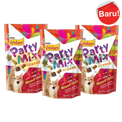 Frieskies Party MCT Mixed Grill 60gr