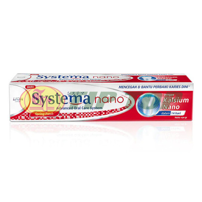SYSTEMA Tooth Paste 190gr