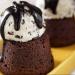 Cake Cokelat Saus Ganache