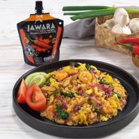 Resep Nasi Goreng Gila, Kaya Lauk dan Sayuran !